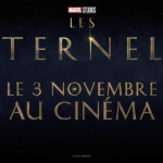 LES ÉTERNELS : Reportage (VOST) sur les coulisses du film, avant sa sortie le 3 Novembre.
